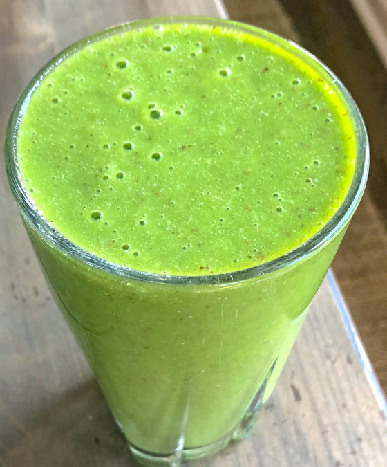 The Good4All Breakfast Smoothie